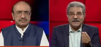 Tajzia With Sami Ibrahim (Kashmir Issue) - 7th October 2019