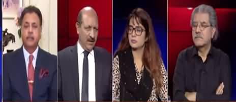 Tajzia with Sami Ibrahim (Maryam Nawaz Speech) - 15th February 2021