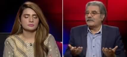 Tajzia With Sami Ibrahim (Naeem ul Haq Threats to Arif Bhatti - 18th September 2019