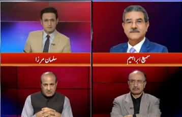 Tajzia with Sami Ibrahim (PDM Vs Asif Zardari) - 16th March 2021