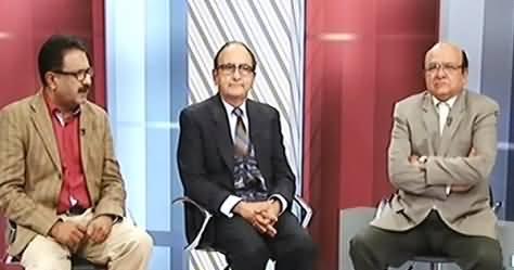 Tajzia with Sami Ibrahim (Senate Mein Mandi Lag Gai) – 25th February 2015