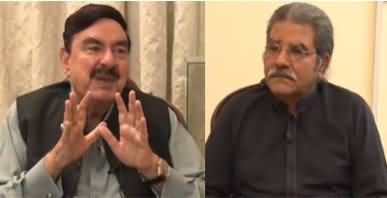 Tajzia with Sami Ibrahim (Sheikh Rasheed Exclusive Interview) - 25th May 2020