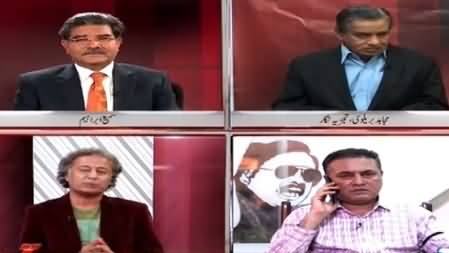 Tajzia with Sami Ibrahim (Weapons Are For Our Security - MQM) – 11th March 2015
