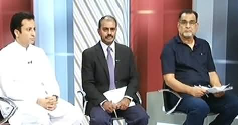Tajzie With Sami Ibrahim (Pakistan Is An Agricultural Country But) – 1st April 2015