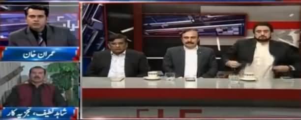 Takraar (Chaudhry Nisar Ki Pressure Tactics) - 20th December 2016