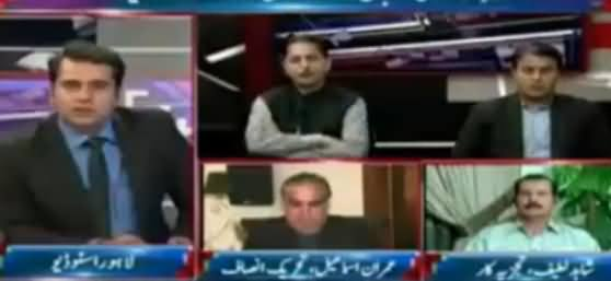 Takraar (PTI Ka Raiwind March, PTI Shamil Nahi Ho Gi) - 27th September 2016