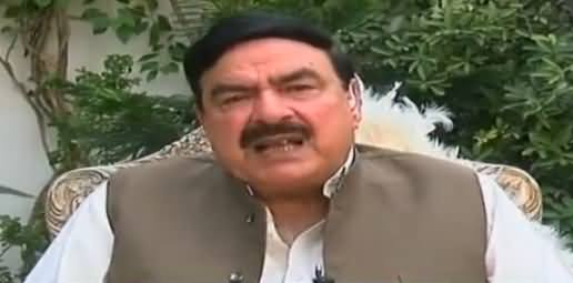 Takraar (Sheikh Rasheed Ahmad Exclusive Interview) - 24th October 2016