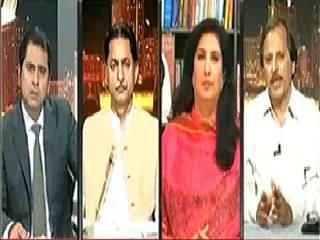 Takraar (Who is Responsible For the End of Ceasefire) - 18th April 2014