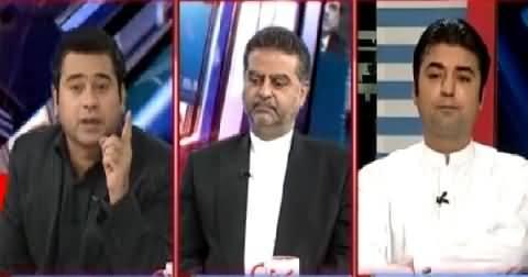 Takrar (After Saulat Mirza MQM Disowned Muazzam Ali) – 14th April 2015