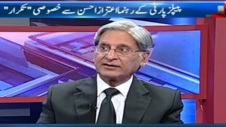 Takrar (Aitzaz Ahsan Exclusive Interview) - 27th June 2016