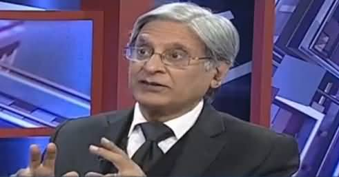 Takrar (Aitzaz Ahsan Exclusive Interview) - 30th January 2017