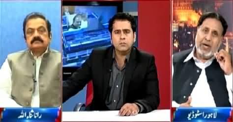 Takrar (Altaf Hussain's Severe Criticism on Imran Khan) – 30th March 2015