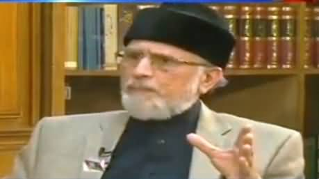 Takrar (Dr. Tahir ul Qadri Exclusive Interview) - 15th August 2016