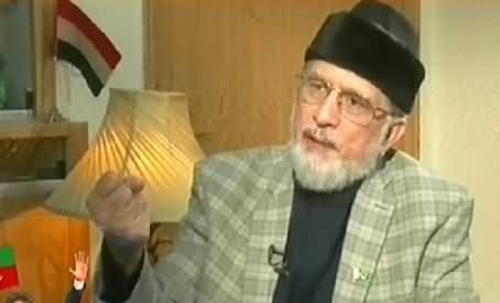 Takrar (Dr. Tahir ul Qadri Special Interview) – 7th August 2014