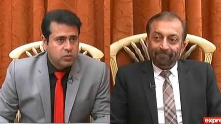 Takrar (Farooq Sattar Exclusive Interview) - 7th March 2017