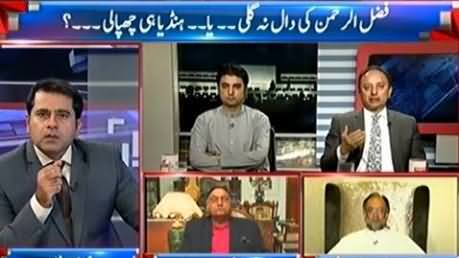 Takrar (Fazal-ur-Rehman Ki Daal Na Gali) - 25th May 2016