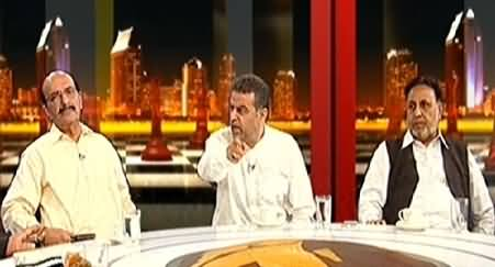 Takrar (Govt Against Invites Imran Khan For Talks) - 9th August 2014