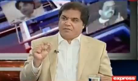 Takrar (Hanif Abbasi Exclusive Interview) – 22nd September 2015