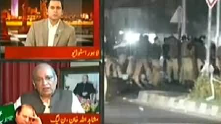 Takrar (Has Govt Decided to Arrest Dr. Tahir ul Qadri) - 8th August 2014