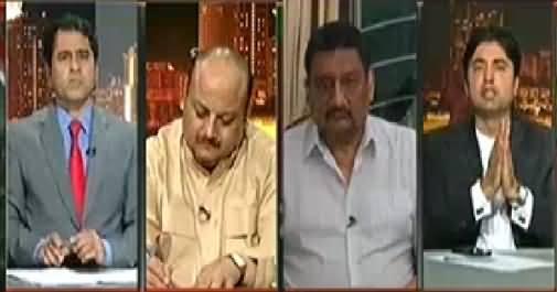 Takrar (Imran Khan Criticize Geo Campaign Against ISI) – 26th April 2014
