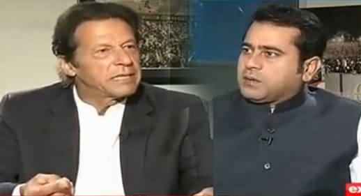Takrar (Imran Khan Exclusive Interview) - 9th November 2016