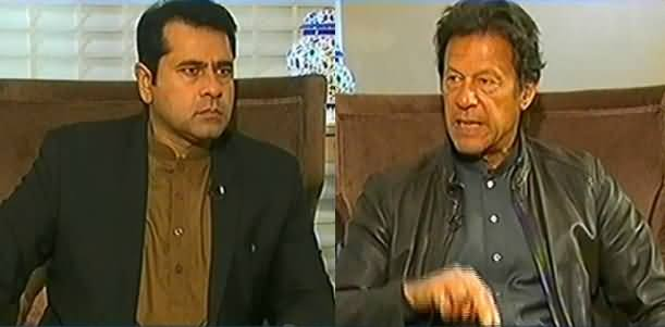 Takrar (Imran Khan's Exclusive Interview) - 15th March 2017
