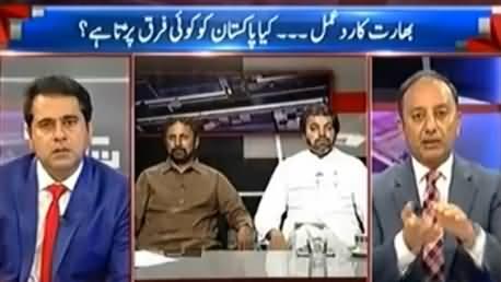 Takrar (India's Reaction on Kalbhusan's Death Sentence) - 10th April 2017
