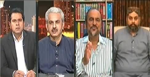 Takrar (Is Pervez Rasheed Pressurizing PEMRA About Geo) – 13th June 2014