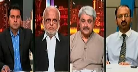Takrar (Is Rana Sanaullah Sacked on the Orders of Nawaz Sharif) - 21st June 2014
