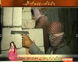 Takrar (Karachi Ke No Go Area Se Takrar Special !!) – 31th August 2013