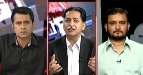 Takrar (Karachi Mein Aman Kaise Qaim Kya Ja Sakta Hai?) – 13th May 2015