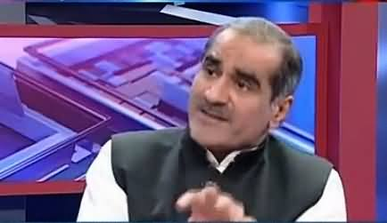 Takrar (Khawaja Saad Rafique Exclusive Interview) - 4th July 2016