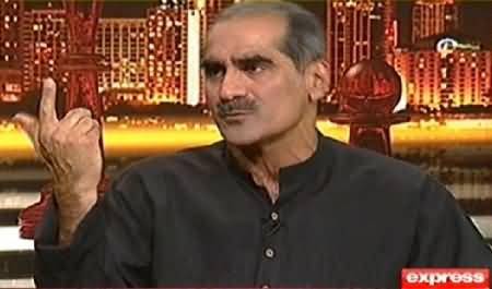 Takrar (Khawaja Saad Rafique Special Interview) – 18th July 2014