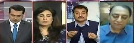 Takrar (Kia Pervez Musharraf Wapis Aayein Ge) - 25th September 2018