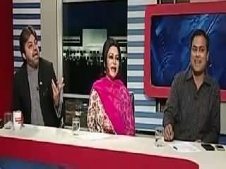 Takrar (MQM's Resignations, Effect on Politics) – 12th August 2015