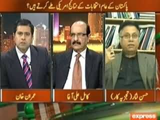 Takrar (Musharraf is A Heart Patient and Facing the Courts) – 1st March 2014