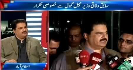 Takrar (Nabil Gabol Special Interview) – 25th February 2015