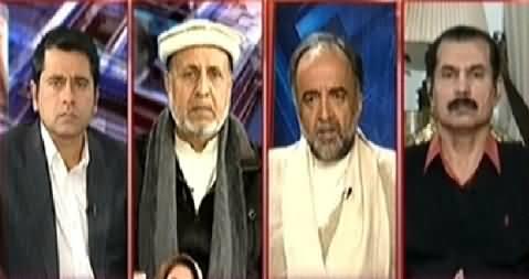 Takrar (Nawaz Sharif Ki Team Ka Tajarba Kahan Gya) - 26th January 2015