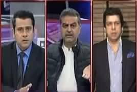 Takrar (Nawaz Sharif Ko Kaun Saza Dilwa Raha Hai) - 15th November 2017