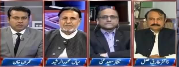 Takrar (Nawaz Zardari Deal..??) - 29th March 2017