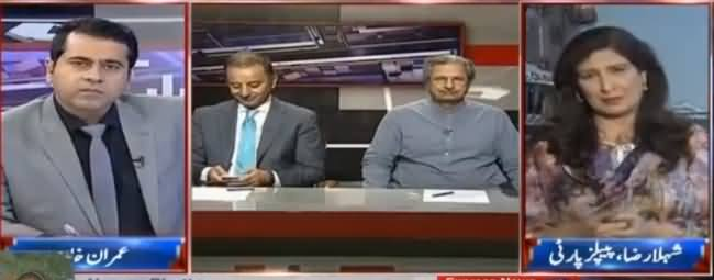 Takrar (Nehal Hashmi Ki Policy Kia?) - 6th June 2017