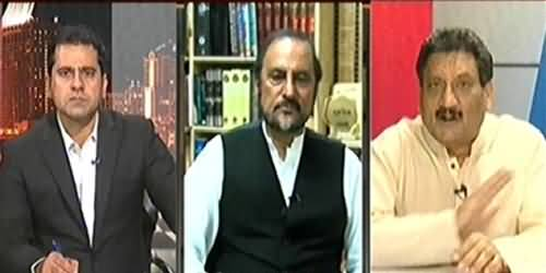 Takrar (No One is Ready to Take Action Against Geo) – 12th July 2014