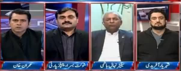 Takrar (Pakistan Mein Naye Sirey Se Samaat) - 12th December 2016
