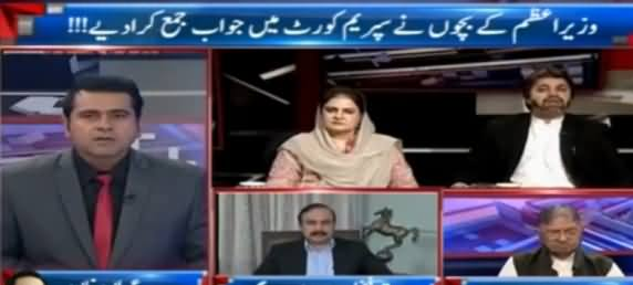 Takrar (Panama Leaks in Supreme Court) - 7th November 2016