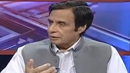Takrar (Pervez Elahi Exclusive Interview) - 21st June 2017