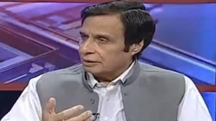 Takrar (Pervez Elahi Exclusive Interview) - 21st June 2017
