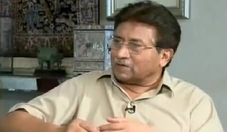 Takrar (Pervez Musharraf Exclusive Interview) – 1st June 2015