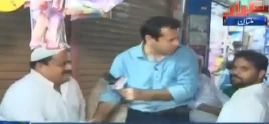 Takrar (PMLN Ki Awam Kis Ko Vote De Gi) - 10th July 2018