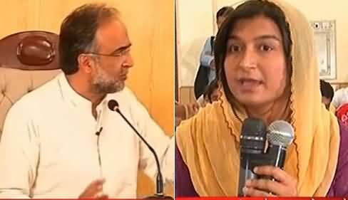 Takrar (PMLN, PTI, PPP Leaders Facing Youth) Part-2 – 27th April 2016