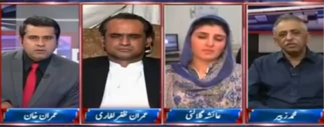 Takrar (PPP Ki Siasat, Nawaz Sharif Bachao Ya Hatao?) - 10th October 2016